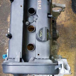 Ford Fiesta Fusion bontott motor FUJB