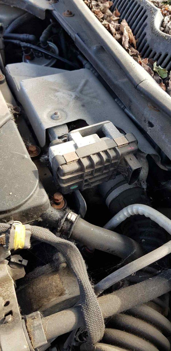 Ford Mondeo Tdci turbó elektronika