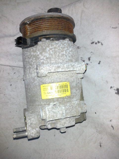 Ford Fiesta mk7 1,4 benzines BONTOTT klíma kompresszor
