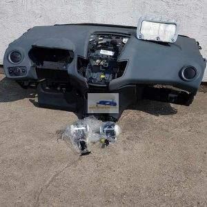 Ford Fiesta mk7 bontott légzsákszet